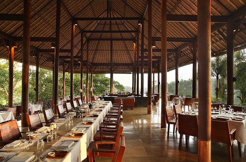 Alila Ubud Villas Restaurant | Ubud, Bali