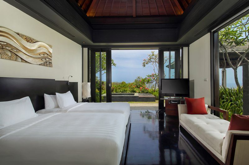 Banyan Tree Ungasan Twin Bedroom | Uluwatu, Bali