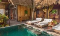 Fivelements Sun Loungers | Ubud, Bali