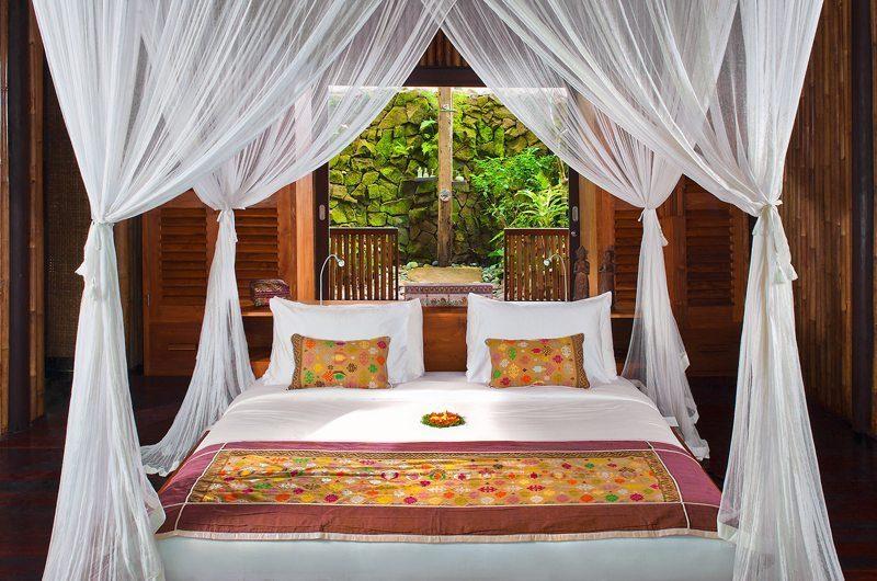 Fivelements Guest Bedroom One | Ubud, Bali