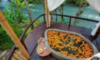 Fivelements Guest Bathroom | Ubud, Bali