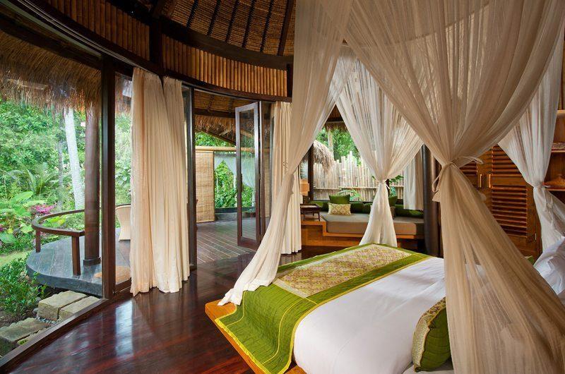 Fivelements Bedroom Side View | Ubud, Bali