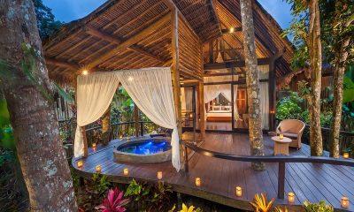 Fivelements Master Bedroom | Ubud, Bali