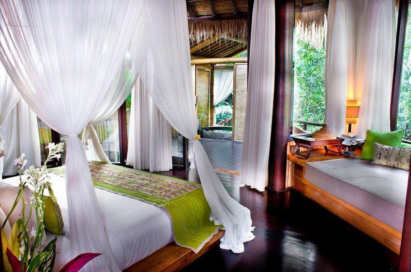 Fivelements Bedroom Two | Ubud, Bali