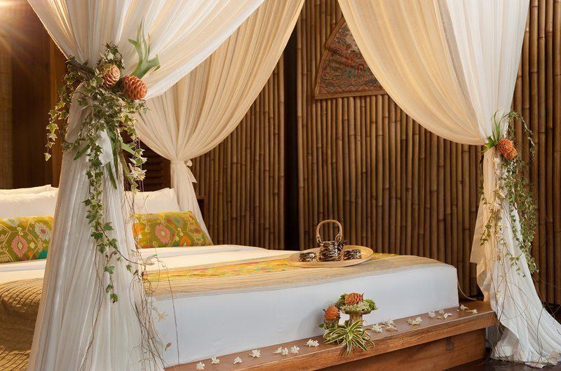 Fivelements Bedroom | Ubud, Bali