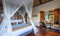 Hanging Gardens of Bali Bedroom with Study Table   Ubud, Bali