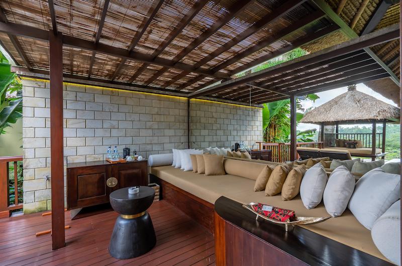 Hanging Gardens of Bali Lounge   Ubud, Bali