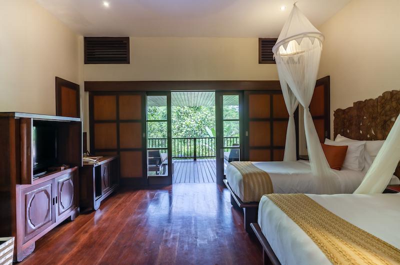Hanging Gardens of Bali Twin Bedroom   Ubud, Bali