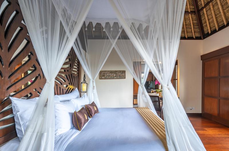 Hanging Gardens of Bali Bedroom Side   Ubud, Bali