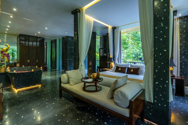 Hanging Gardens of Bali Spa Suite Bedroom   Ubud, Bali