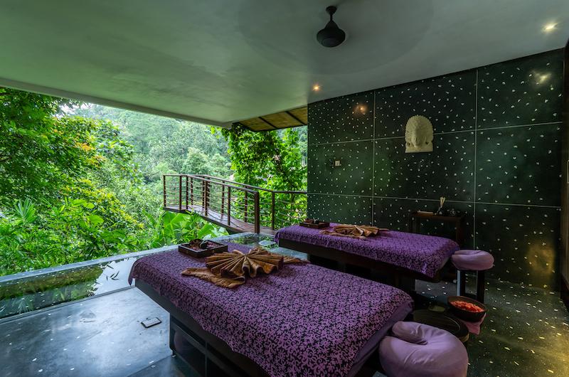Hanging Gardens of Bali Spa Area   Ubud, Bali