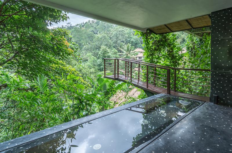 Hanging Gardens Of Bali Spa Pool Area | Ubud, Bali