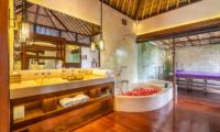 Hanging Gardens of Bali Bathroom   Ubud, Bali