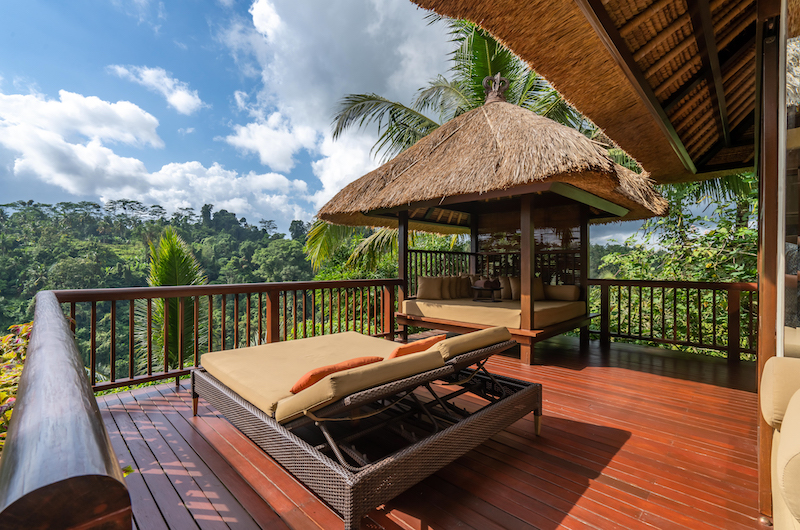 Hanging Gardens of Bali Bale   Ubud, Bali