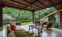 Hanging Gardens of Bali Seating   Ubud, Bali