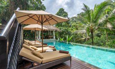 Hanging Gardens of Bali Sun Beds | Ubud, Bali