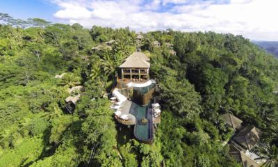 Hanging Gardens of Bali Exterior | Ubud, Bali