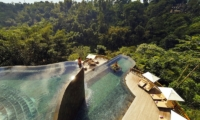Hanging Gardens of Bali Pool   Ubud, Bali