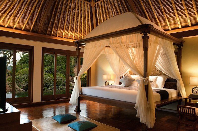 Kamandalu Resort Master Bedroom Pool Villa | Ubud, Bali