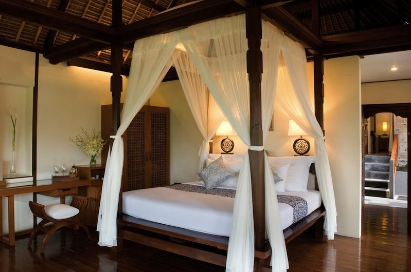 Kamandalu Resort Pool Villa Bedroom | Ubud, Bali