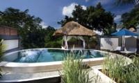 Kamandalu Resort Pool Villa Outdoor Area | Ubud, Bali