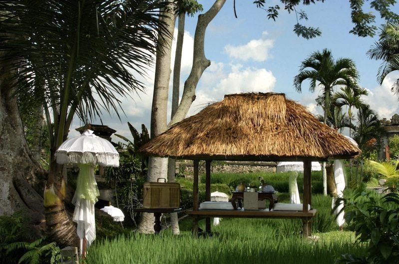 Kamandalu Resort Picnic Hut | Ubud, Bali