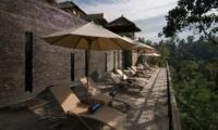 Kamandalu Resort Sun Lounges | Ubud, Bali