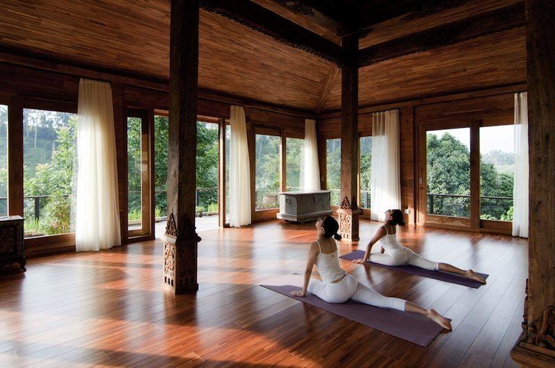 Kamandalu Resort Yoga Space | Ubud, Bali