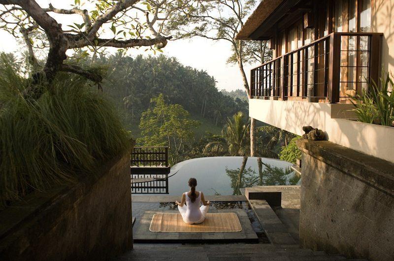 Kamandalu Resort Deluxe Pool Villa | Ubud, Bali