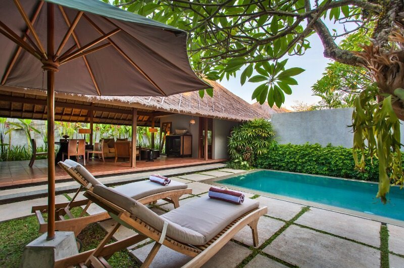 Mayaloka Villas Sun Deck | Petitanget, Bali