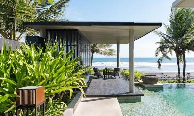 Soori Bali Seating with Sea Views | Tabanan, Bali