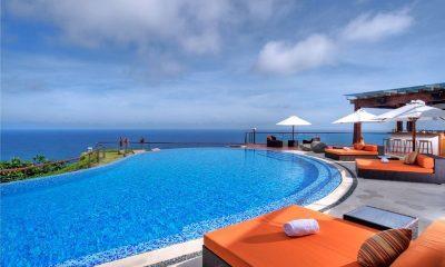 The Edge Swimming Pool | Uluwatu, Bali
