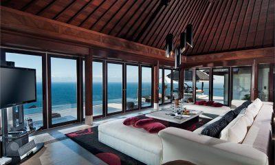 The Edge Living Area   Uluwatu, Bali