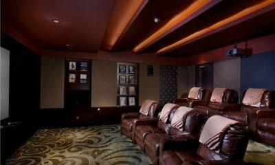 The Edge Cinema Room   Uluwatu, Bali