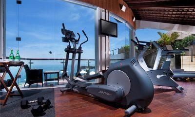 The Edge Gym   Uluwatu, Bali