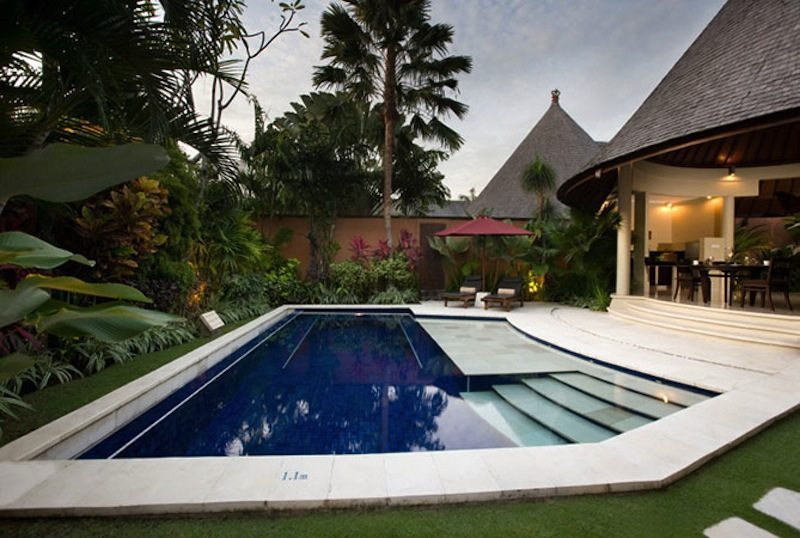 The Kunja Swimming Pool I Seminyak, Bali