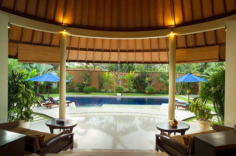 The Kunja Open Plan Living Area | Seminyak, Bali