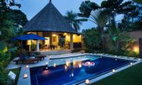 The Kunja Night View | Seminyak, Bali