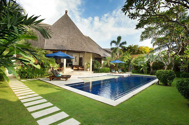 The Kunja Pool Area | Seminyak, Bali