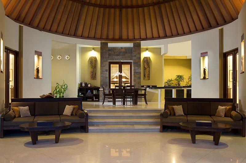The Kunja Dining and Living Room | Seminyak, Bali