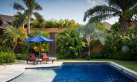 The Kunja Swimming Pool Area | Seminyak, Bali