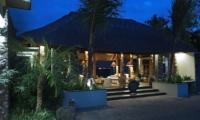 The Purist Villas Living Pavilion   Ubud, Bali