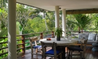 The Purist Villas Dining Area | Ubud, Bali