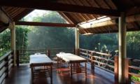 The Purist Villas Massage Beds   Ubud, Bali