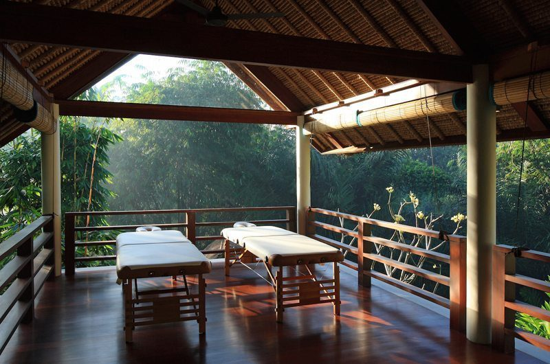 The Purist Villas Massage Beds | Ubud, Bali