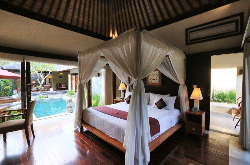The Sanyas Suite Bedroom | Seminyak, Bali