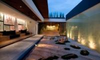 The Seiryu Villas Open Plan Living Area | Seminyak, Bali