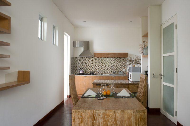 The Seiryu Villas Dining And Kitchen Area | Seminyak, Bali