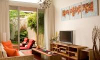 The Seiryu Villas Lounge | Seminyak, Bali