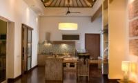 The Seiryu Villas Dining Room   Seminyak, Bali